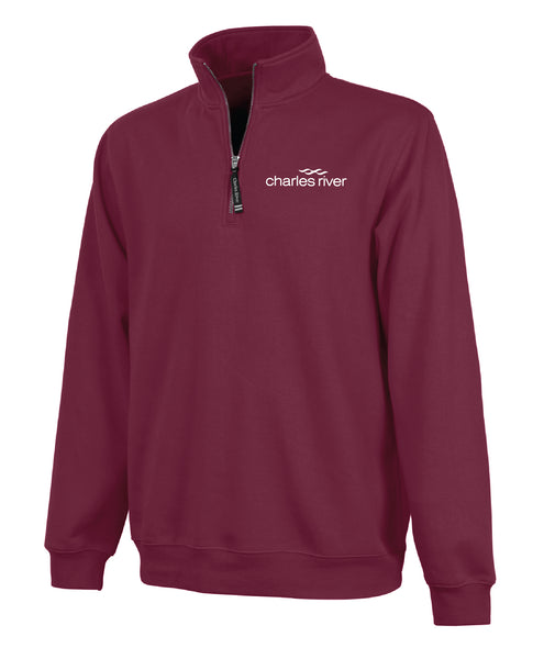 Adult Crosswind Quarter Zip Sweatshirt 10