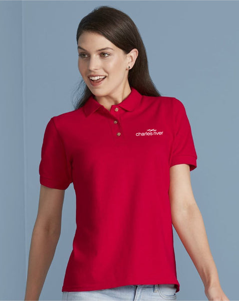 Ladies Pique Polo 5