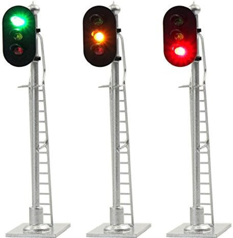 HO SIGNALS AND LIGHTS