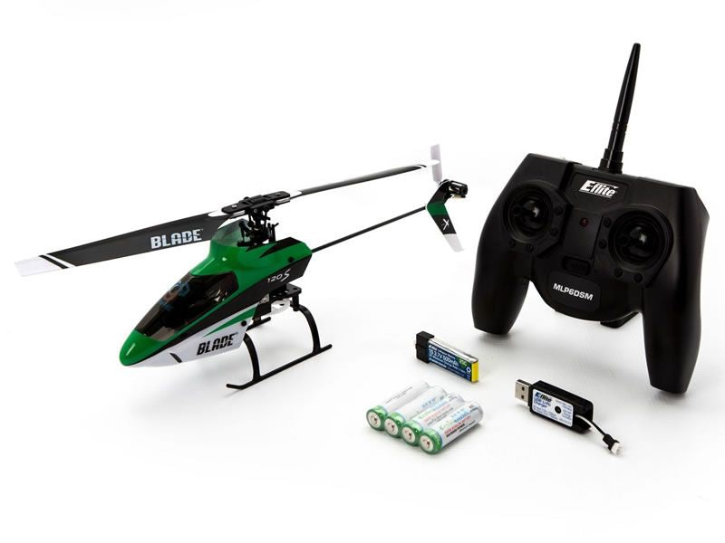 RC Helicopters Ready To Fly