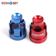6STAR RED MUFFLER SILENCER FOR 30-35CC