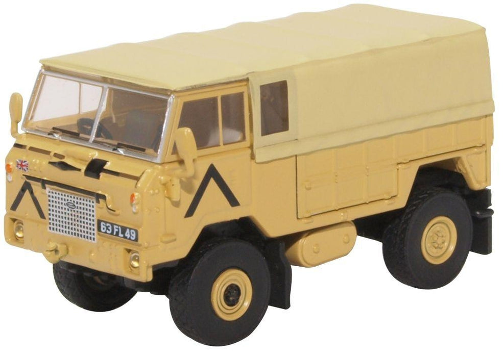 Oxford 1/76 Land Rover FC Gs
