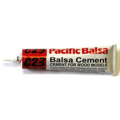 Pacific Balsa C23 Cement 25Ml