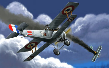 Academy 1/32 Nieuport 17 First World War Centenary