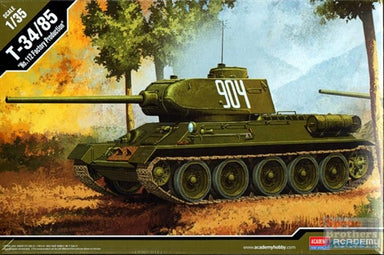 Academy 1/35 Tiger-I Late Version