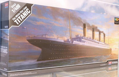 Academy 1/400 The White Star Liner Titanic Mcp Plastic Model Kit
