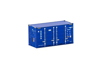 Auscision CON-115 20ft Side Door Container QR National Blue Twin Pack