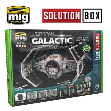 Mig Ammo Imperial Galactic Fighters Solution Box