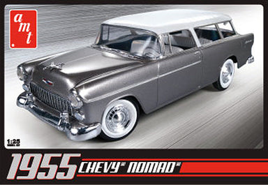 Amt 1/24 55 Chevy Nomad