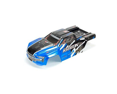 Arrma AR406157 Kraton Painted Body Blue