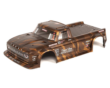 Arrma Infraction Finished Body Matte Bronze Camo