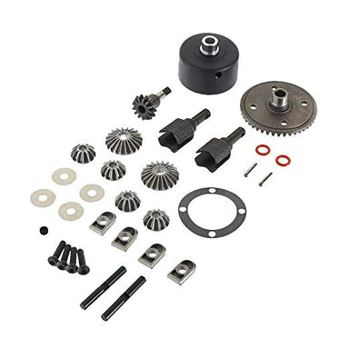 Arrma AR220028 Diff Set Front/Rear 43T Straight Typhon