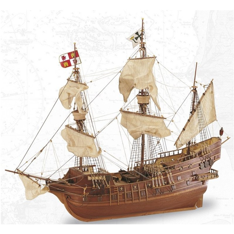 Artesania 1/50 San Juan Spanish Galleon