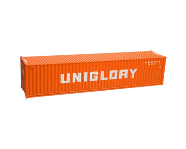 Atlas N 40 Container Uniglory Set #2