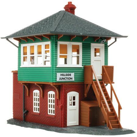 Atlas MRR HO Signal Tower - Kit - 2-5/8 x 3-1/8in 6.5 x 14cm
