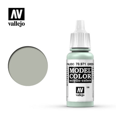 Vallejo Modelcolor 106 Green Grey 17ml
