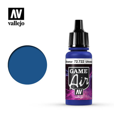 Vallejo Game Air Ultramarine Blue 17ml