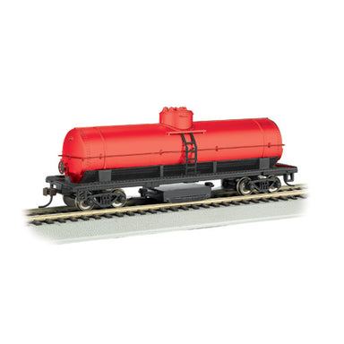 Bachmann HO Track Cleaning Tank Car, Oxide Red