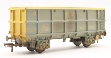 Bachmann OO 51 Tonne SSA Scrap Wagon SR Blue and Grey Weathered
