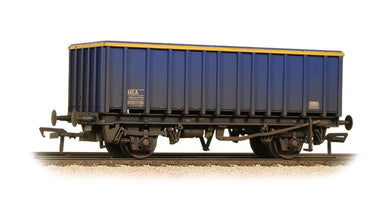 Bachmann OO 45 Tonne GLW MEA Open Box Wagon Mainline Freight Blue Weathered