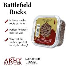 Army Painter BF4117 Battlefield Rocks - Basing