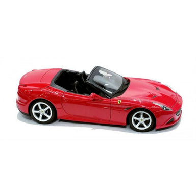 Bburago 1/18 Ferrari California T Open Top Red