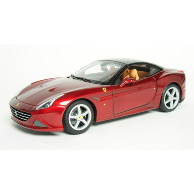 Bburago 1/18 Ferrari California Closed Top Signature Series