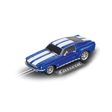 Carrera Go!!! Ford Mustang 1967 Racing Blue