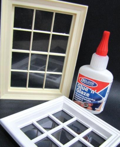 Deluxe Materials Ad55 Glue N Glaze 50ml