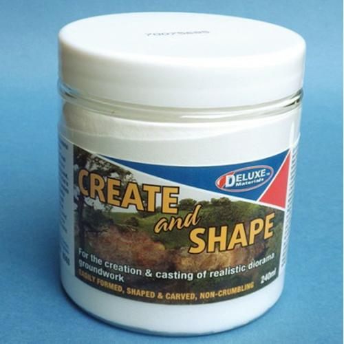 Deluxe Materials Bd60 Create And Shape 240ml
