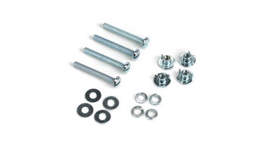 Du-Bro 125 Bolts And Blind Nut Set 2-56 X 1/2 4