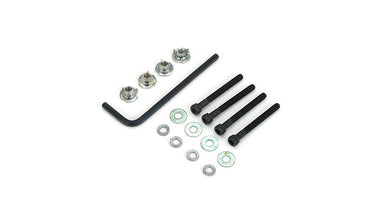 Du-Bro 129 Socket Head And Blind Nut Set 4-40 X1