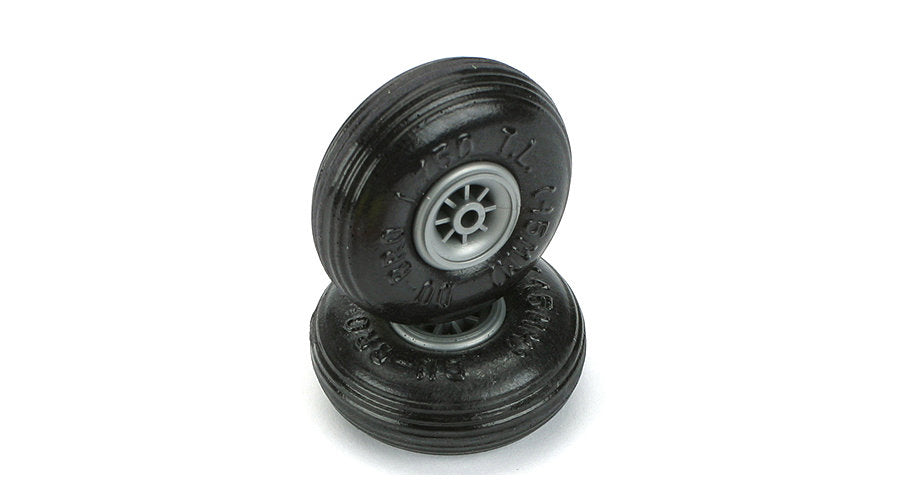 Du-Bro 175Tl 1.75 Treaded Wheels 2