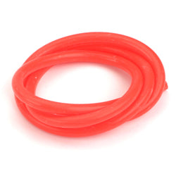 Dubro Silicone Fuel Tube1M Red