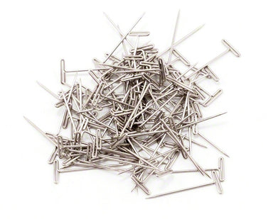Du-Bro 252 100 Nickel Plated T-Pins