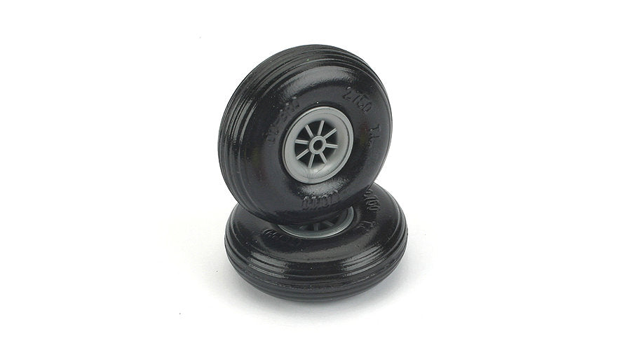 Du-Bro 275Tl 2-3/4In Dia Tread Light Wheels 2