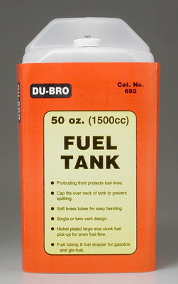Du-Bro 692 50Oz Fuel Tank