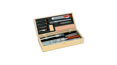 Excel Deluxe Knife Set Boxed