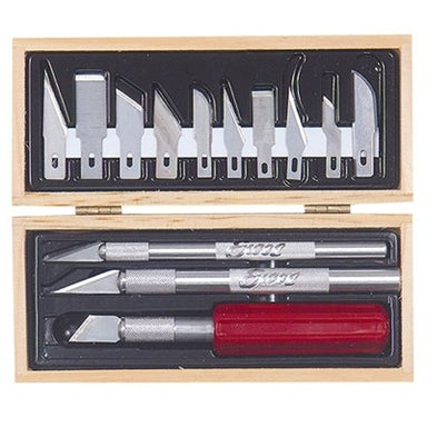 Excel Hobby Knife Set-Carded