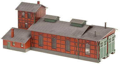 Faller 222136 N 2 Stall Engine Shed