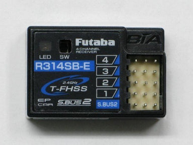 Futaba R314SBE Surface Receiver 2.4G 4Pls/4Px