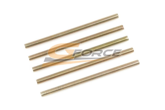 Gforce Tie Rod. M3X50. Steel 5Pcs
