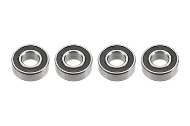 G-Force RC Ball Bearing Chrome Steel ABEC 3 Rubber Shielded 6X10X3 (4)