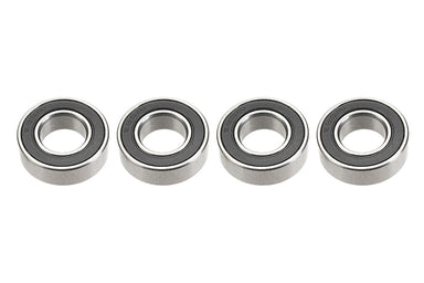 G-Force RC Ball Bearing Chrome Steel ABEC 3 Rubber Shielded 8x16x5