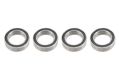 G-Force RC Ball Bearing Chrome Steel ABEC 3 Rubber Shielded 10X15X4