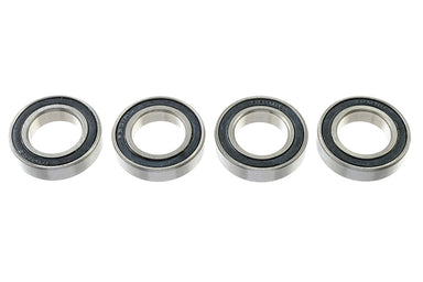 G-Force RC Ball Bearing Chrome Steel ABEC 3 Rubber Shielded 12X18X4