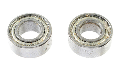 G-Force RC Ball Bearing Chrome Steel ABEC 3 Metal Shielded 5X10X4 (4)