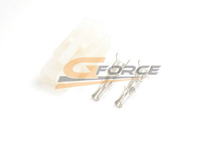 Gforce Tamiya Connector With Gold Plated Pins. Male 4Pcs