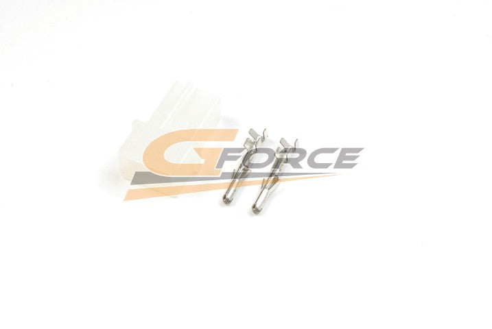 Gforce Amp Connector With Gold Plated Pins. Female 4Pcs
