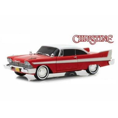 Greenlight 1/24 Evil Christine 1983 Plymouth Fury with Blackout Windows
